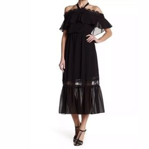 NANETTE Nanette Lepore Black Lace Dress